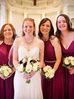 Bridesmaids Dresses Mobile Image