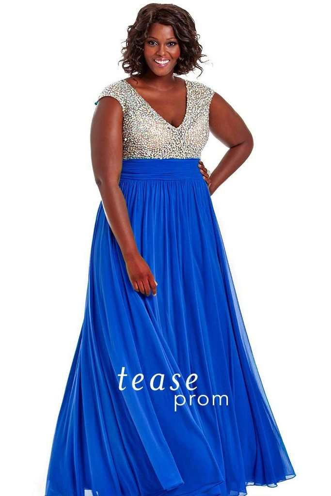 Tease Prom by Sydney's Closet TE1602